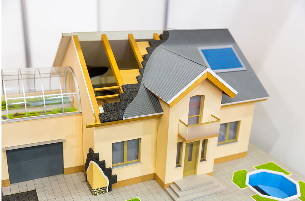 Eco friendly homes heating systems
